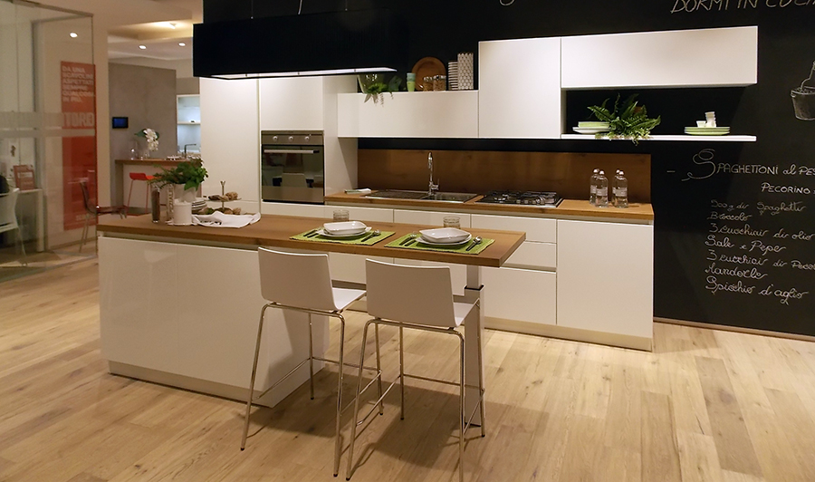 Beautiful Cucina Scavolini Evolution Contemporary ...